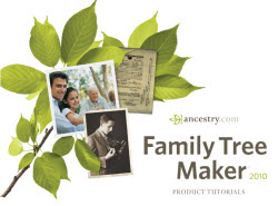 family tree maker software