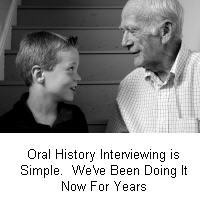oral history questions