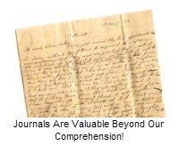 personal journaling
