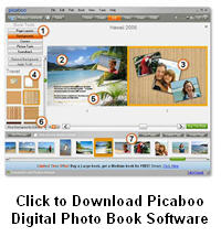 digital photo books