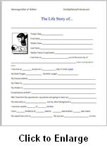 Fill In Obituary Template. obituary sample moa format. obituary ...