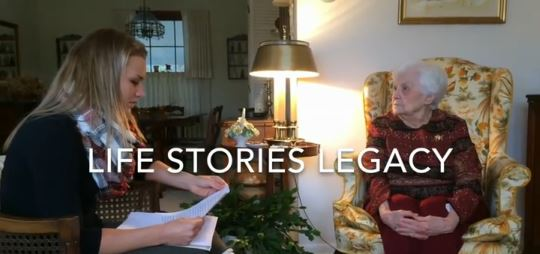 Interviewing for Life Stories and Legacy preservation